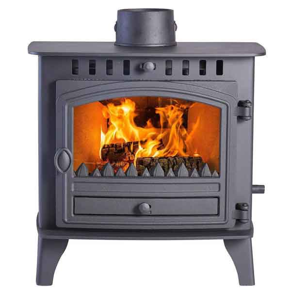 Hunter Herald 5 Slimline - 4.7kw SE Wood Burning Stove
