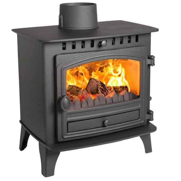Hunter Herald 6 - 6.5kw SE Multifuel Stove