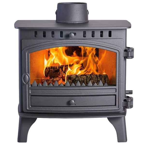 Hunter Herald 8 - 8.6kw Wood Burning Boiler Stove