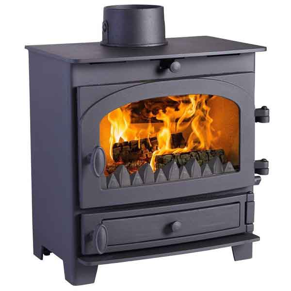 Hunter Kestrel 5 - 4.8kw SE Multifuel Stove