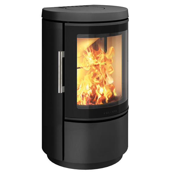 Hwam 2620 4.5kw Defra Wood Burning Stove With Glass Door