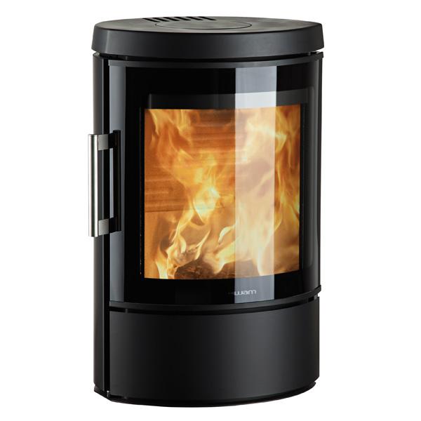 Hwam 3110 45kw Defra Wood Burning Stove With Glass Door 189500
