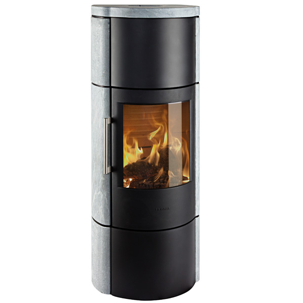 Hwam 3660 6kw Defra Wood Burning Stove With Soapstone Cover