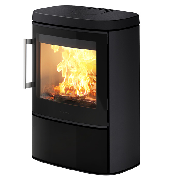 Hwam 4620 8kw Wood Burning Stove With Glass Door