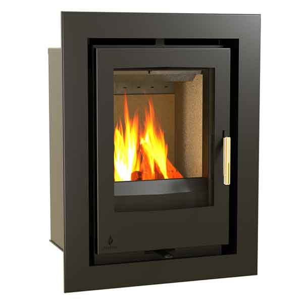 Aarrow i400 - 4.9kw Defra Multifuel Inset Convection Stove