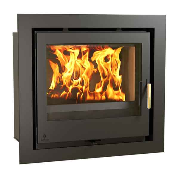 Aarrow i600 - 7.5kw Defra Multifuel Inset Convection Stove