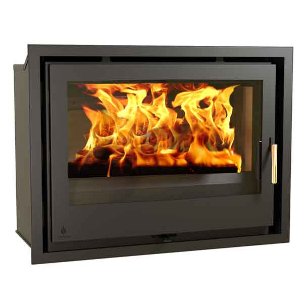 Aarrow i750 - 8.9kw Defra Multifuel Inset Convection Stove