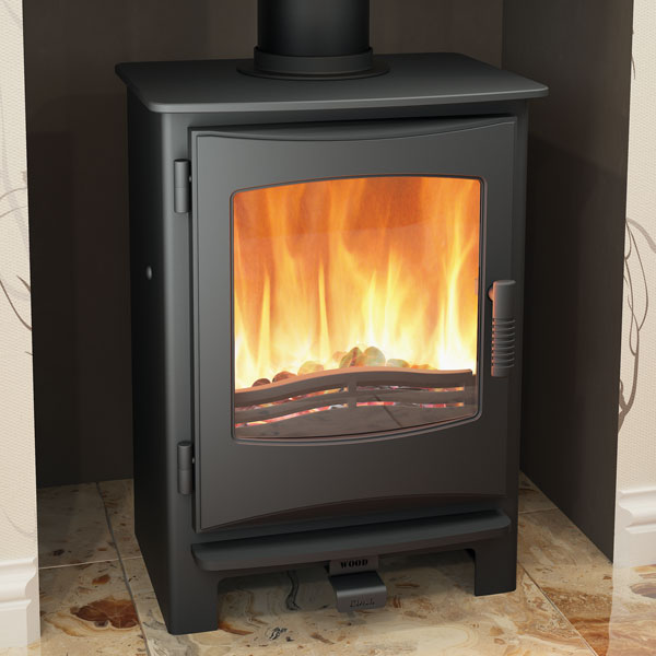 Evolution Ignite 5kw Defra Multifuel Wood Burning Stove