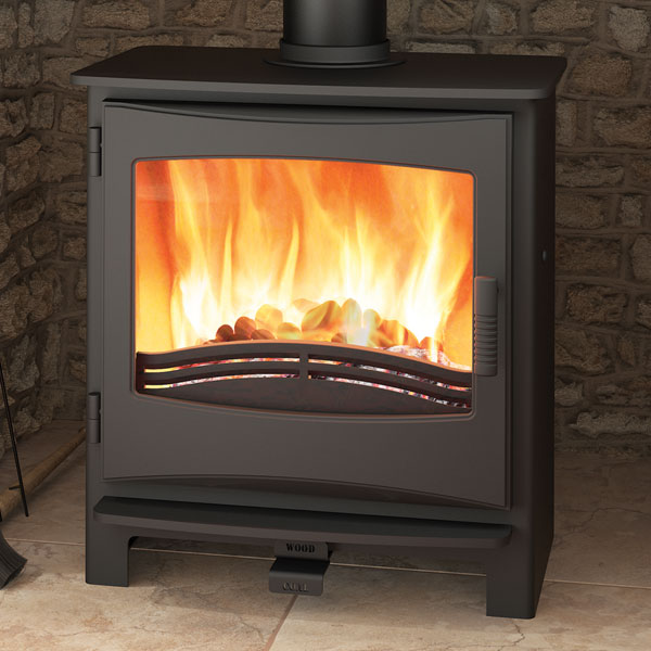 Evolution Ignite 7kw Defra Multifuel Wood Burning Stove