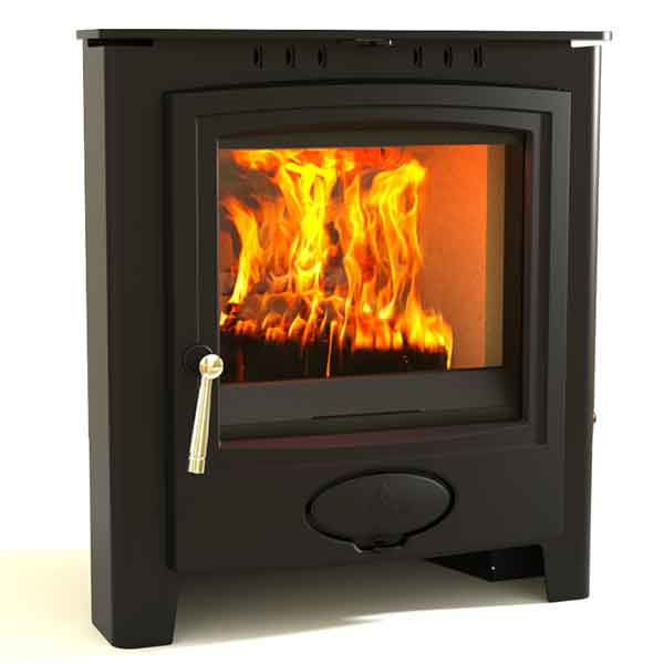 Aarrow Ecoburn Plus 5kw Inset Multifuel Wood Burning Stove