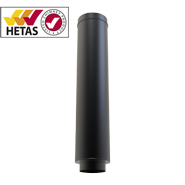 7 Inch Convesa KC 1000mm Starter Length With Adapter Insulated - Black