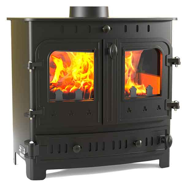Villager Bayswater 7.5kw Multi-fuel / Wood Burning Stove