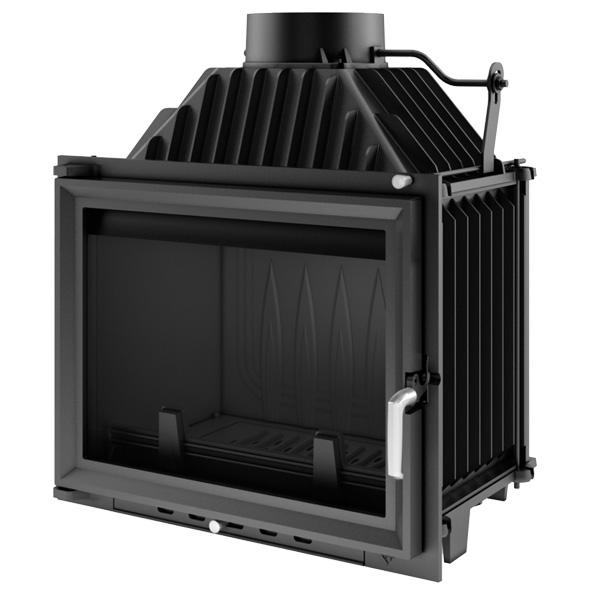 large wood burning stoves 10kw 15 kw out power log burners