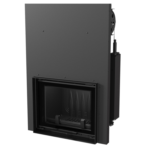Kratki Maja 11kw Inset Wood Burning Stove With Guillotine Door - MAJA/G