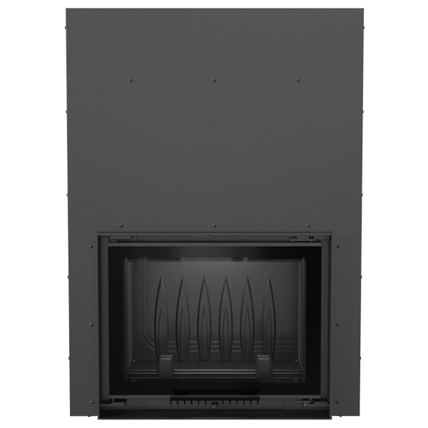 Kratki Zuzia 16kw Inset Wood Burning Stove With Guillotine Door - ZUZIA/G