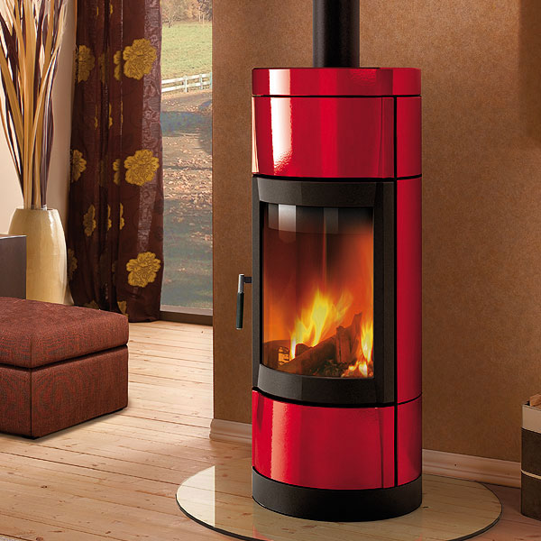 La Nordica Fortuna 7kw Contemporary Wood Burning Stove