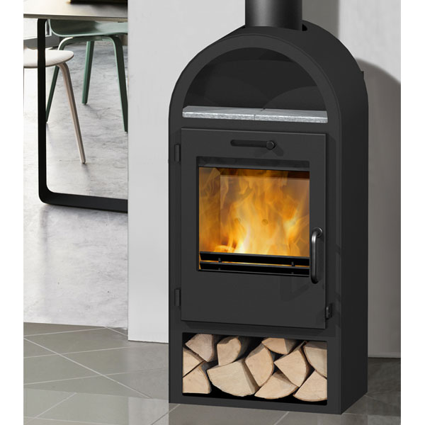 Danburn Laeso 6kw Wood Burning Stove