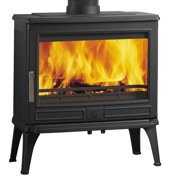 ACR Larchdale 9kw Cast Iron Defra Wood Burning Stove
