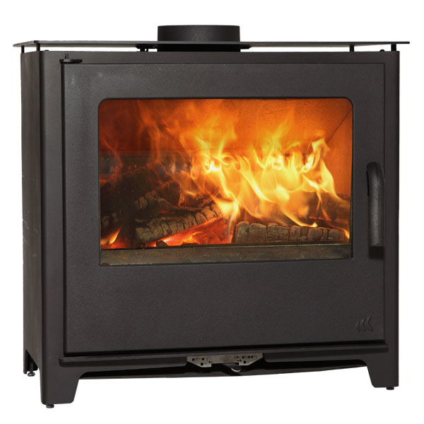 Mendip Loxton 10 - 10kw SE Multifuel Wood Burning Stove