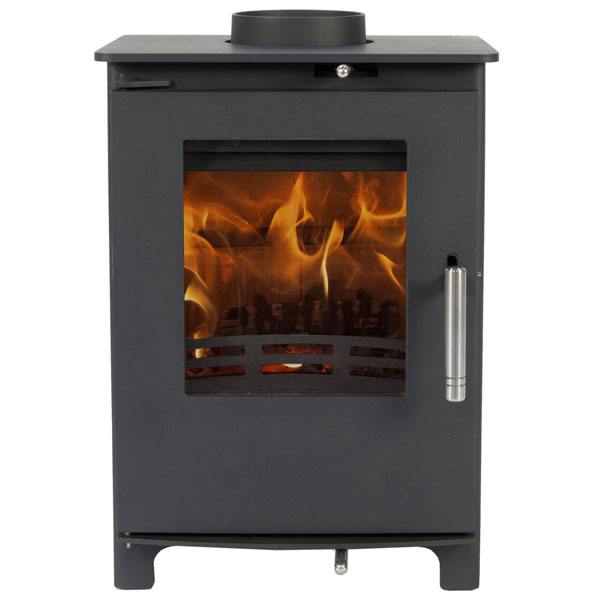 Mendip Loxton 3 - 3.2kw SE Multifuel Wood Burning Stove