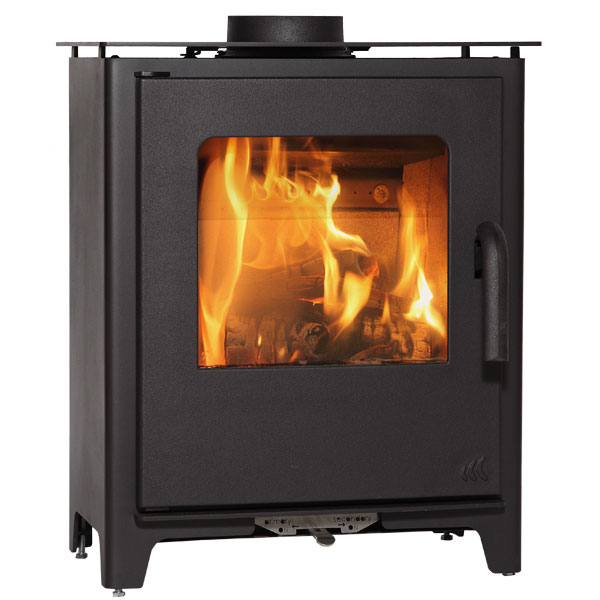 Mendip Loxton 5 - 4.5kw SE Multifuel Wood Burning Stove