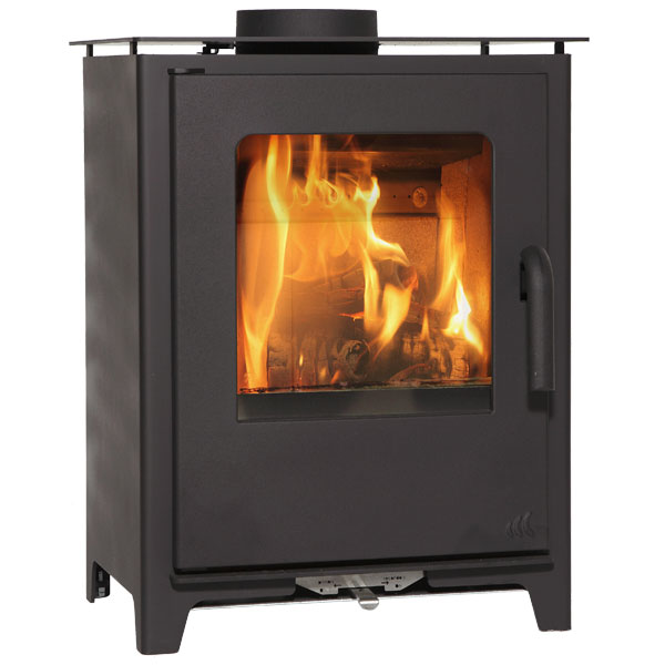 Mendip Loxton 8 - 8kw SE Multifuel Wood Burning Stove