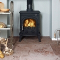 The Eiger 8kw Multifuel Wood Burning Stove
