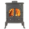 The Bernese 12kw Log Stove and Complete Flue Package