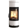 La Nordica Fortuna Bifacciale 7kw Contemporary Wood Burner