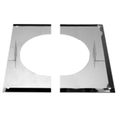 6 Inch (150mm) Finishing Plate 0-30 degrees