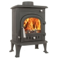 The Antelao 4.2kw Log Stove and Complete Flue Package