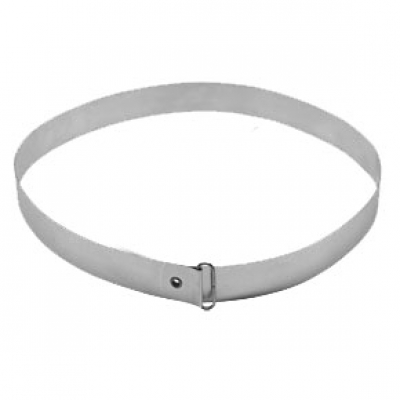 "Flexwrap Aluminium Securing Bands Pack Of 20 (For 5"" & 6"")"