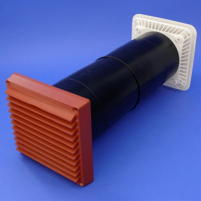 Rytons AirCore Ventilator Baffled - 125mm AC7LP