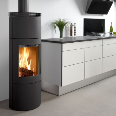Westfire Uniq 28 4.4kw Defra Approved Convection Stove