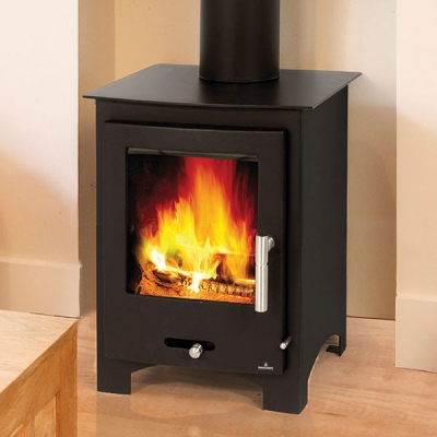 Bronpi Oxford 4.6kw Multifuel Wood Burning Stove