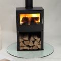 Westfire Series Two 7.1kw Wood Burning Stove