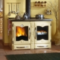 La Nordica America 10kw Wood Burning Cooker