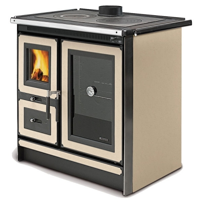 La Nordica Italy 8kw Wood Burning Cooker