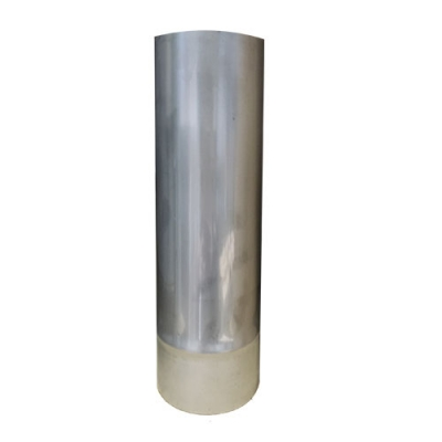 "5"" (125mm) Stainless Steel 500mm Pipe"