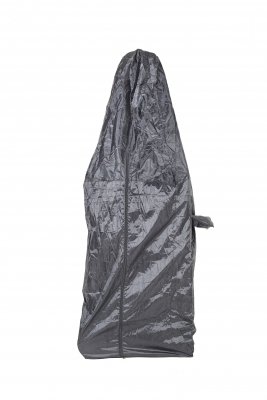 La Hacienda Deluxe Pizza Oven Raincover - Black