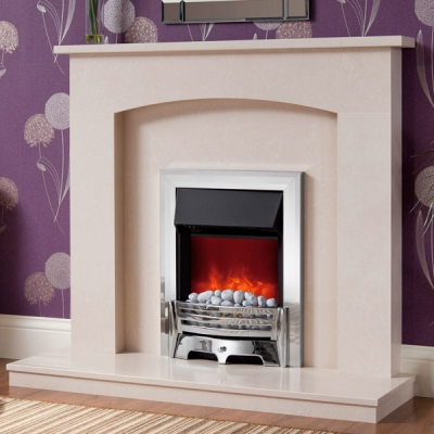 Be Modern Isabelle Marble Fire Surround