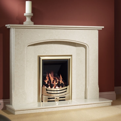 Be Modern Octavia Marble Fire Surround