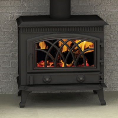 Broseley Monroe 7kw Defra Multifuel Wood Burning Stove