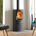 ACR Neo 1C 5kw Defra Approved Multifuel Wood Burning Stove