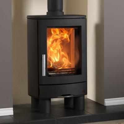 ACR Neo 1F 5kw Defra Approved Multifuel Wood Burning Stove