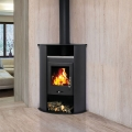 Bronpi Palma 9kw Wood Burning Stove