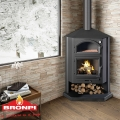 Bronpi Gredos-H 10kw Wood Burning Stove with Oven