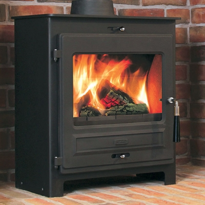 Flavel No.2 SQ07 7kw Multifuel Stove