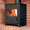 Flavel Central Heating CV15 14.8kw Multifuel Boiler Stove