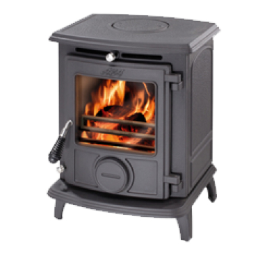 Aga Little Wenlock Classic 4.7kw Defra Approved Multifuel Stove